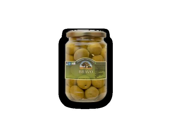 Aceitunas con hueso – Aceitunas Bravo S.L.